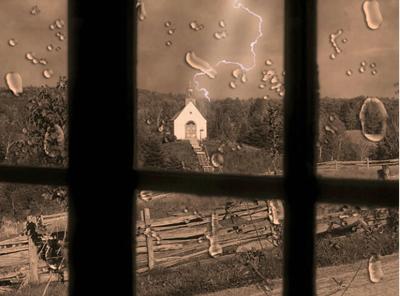 In A Georgia Rain