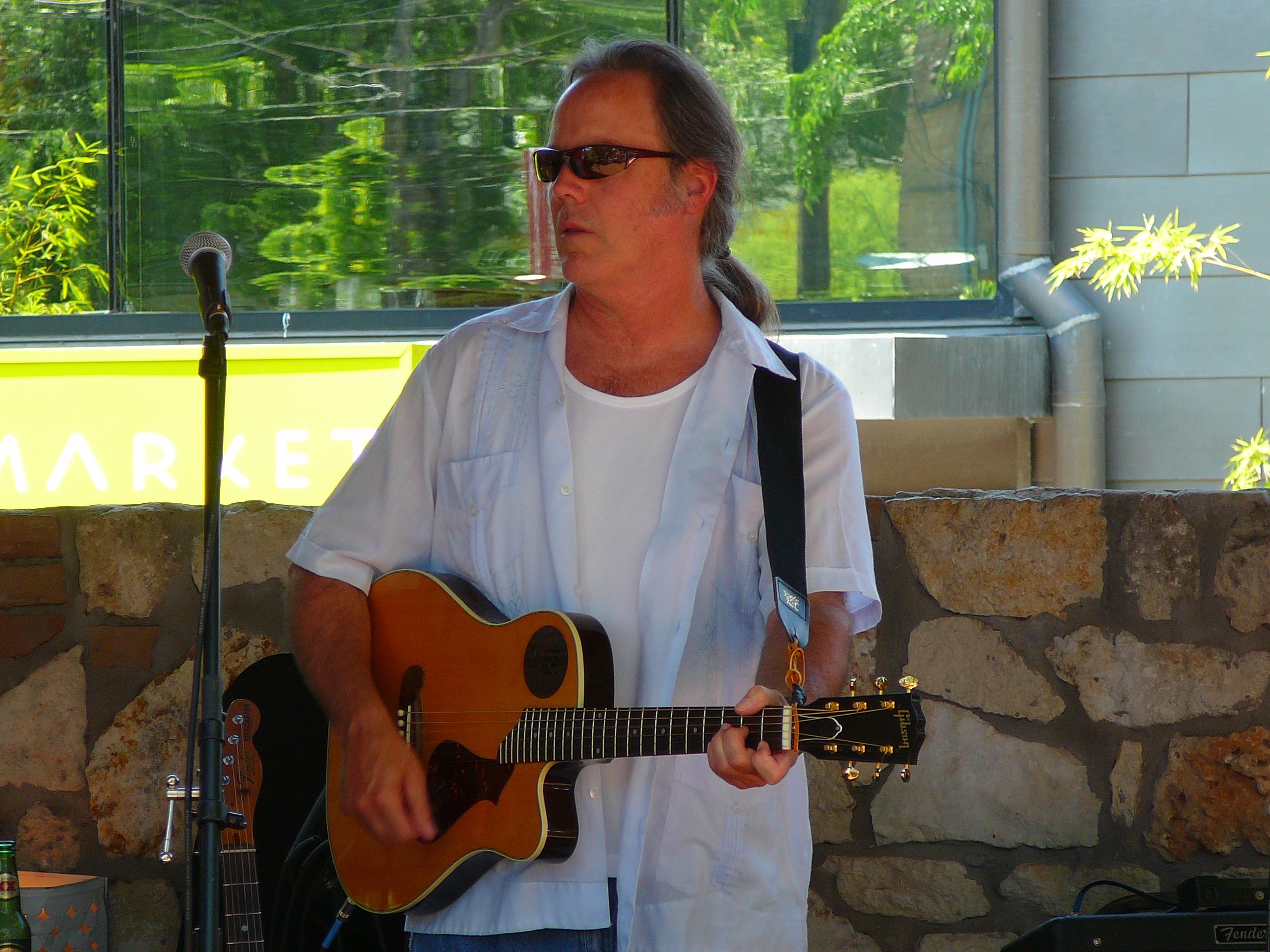 Rick Shea Austin 2008