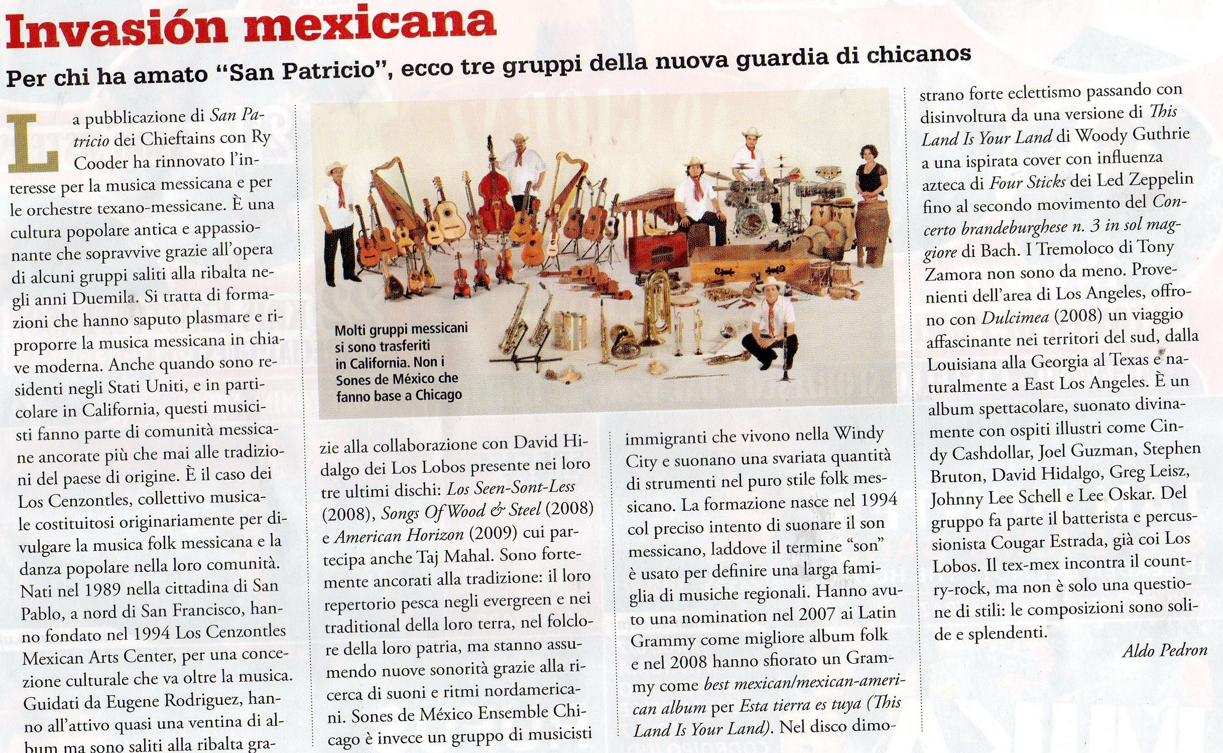 Dulcinea lyrics reviews tremolocos article in jam magazine may 2010 stopboris Images