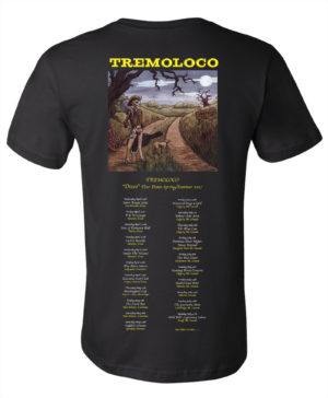 Men's Tour Shirt - Black